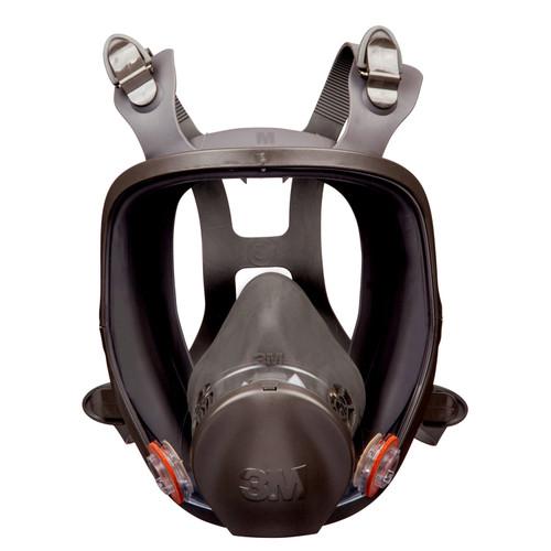 3M 6800 Full Face Respirator - 6000 Series - Medium ...