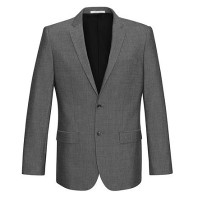 BIZ Corporate Mens Rococo Textured Stretch Suit