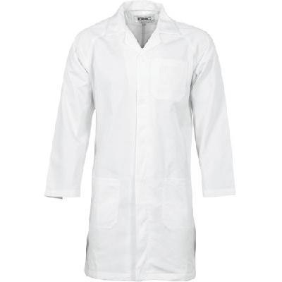 White Dust Coats | Down Coat