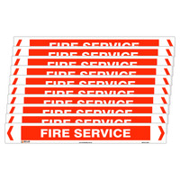 Fire Protection Pipe Markers