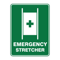 Emergency Stretcher (symbol)