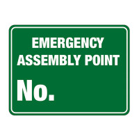 Emergency Assembly Point No.