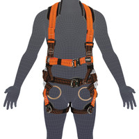 LINQ Tower Worker Harness