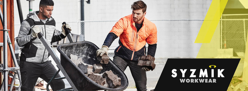 Syzmik Workwear - Delivered Australia Wide