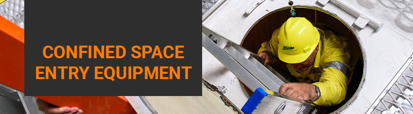 We Provide Confined Space Entry Equipment Throughout Australia