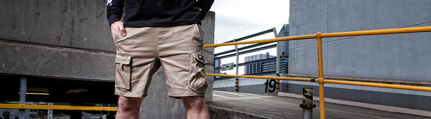 Our Extensive Selection of Industrial Work Shorts