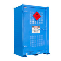 PRATT Outdoor Dangerous Goods Storage Cabinets