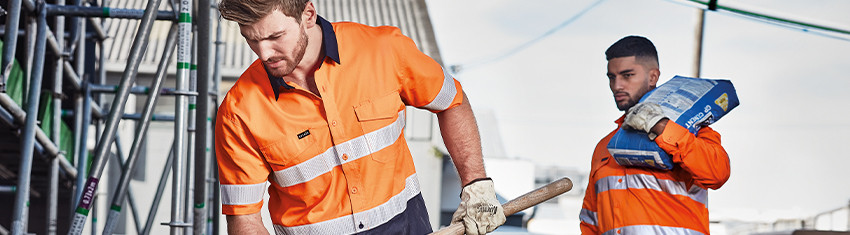 Syzmik Work Shirts - Delivered Australia Wide