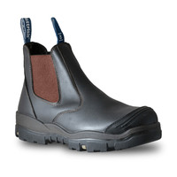Bata Elastic Sided Safety Boots