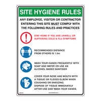 Site Hygiene Rules